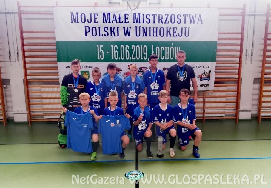 UKS Wilki Godkowo Mistrzem Polski Dzieci