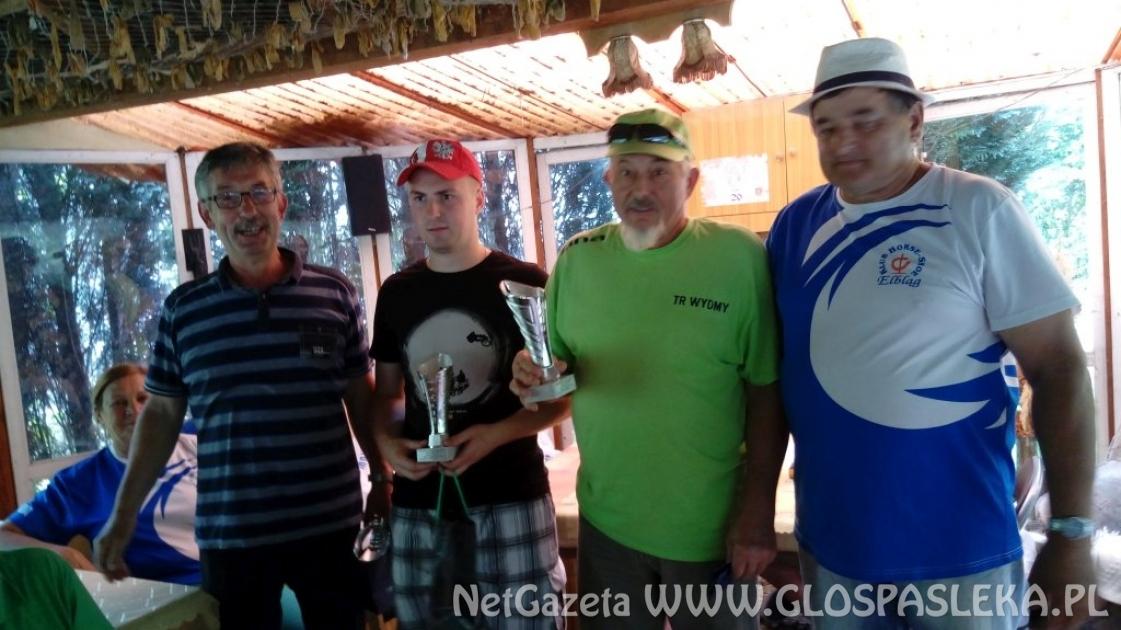 Potrójne złoto dla podkowiarzy z GOKSIR Godkowo