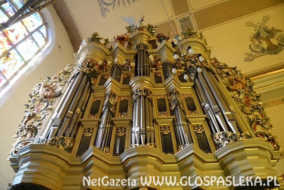 VII Festiwal Organowy - kolejny koncert w sobotę