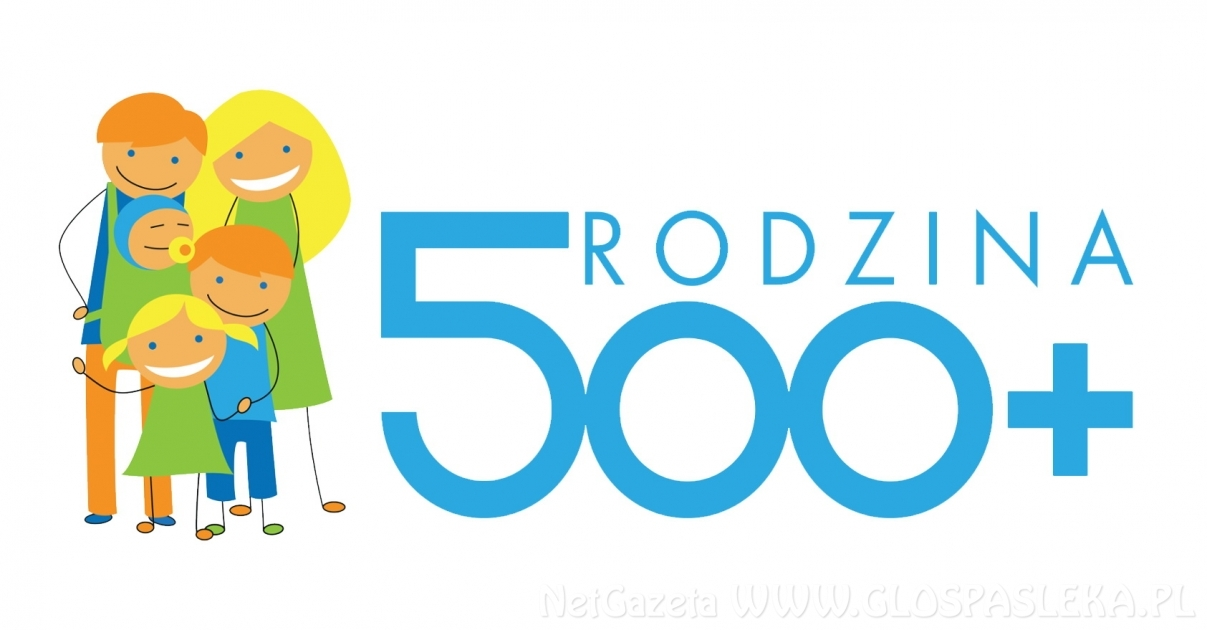 Program Rodzina 500+  (nowe zasady)