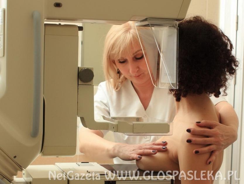 Bezpłatne badanie mammograficzne w Rychlikach