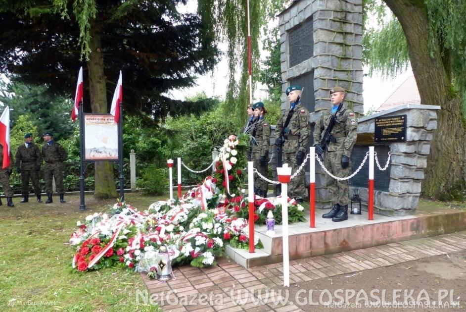 Obchody Dnia Walki i Męczeństwa Wsi Polskiej w Zielonce Pasłęckiej