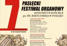 III koncert w ramach Pasłęckiego Festiwalu Organowego