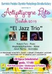 Artystyczne Lato 2019 – El Jazz Trio