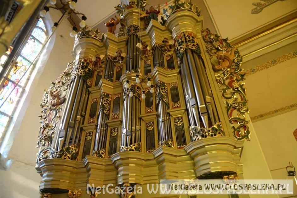Koncert organowo-kameralny w ramach VII Pasłęckiego Festiwalu Organowego