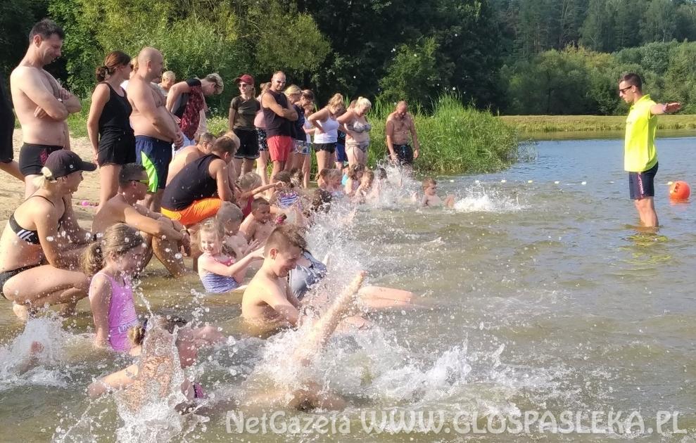 Wakacyjna Szkoła Pływania Grupy Wodnej
