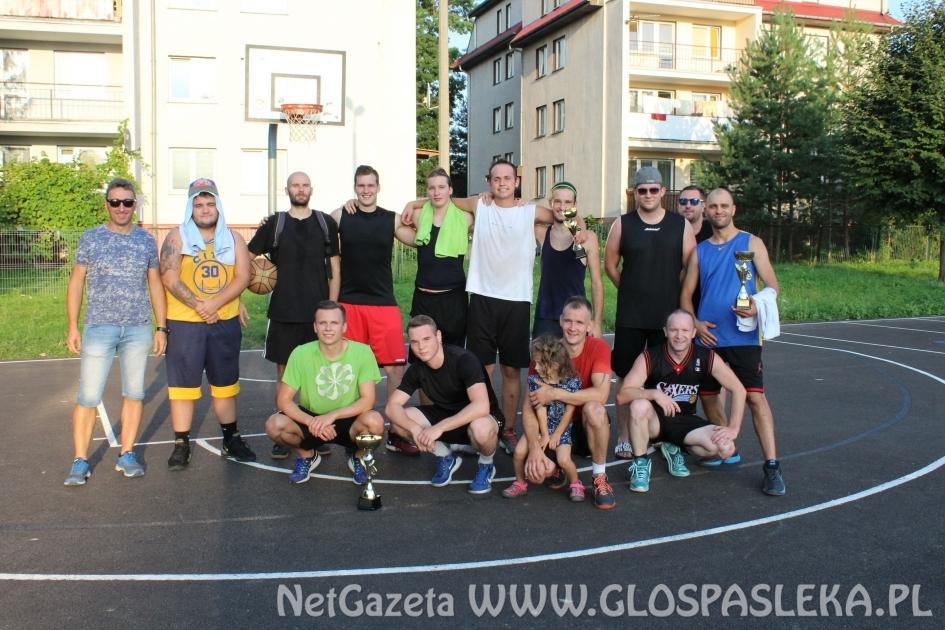 Koszykówka uliczna - wyniki