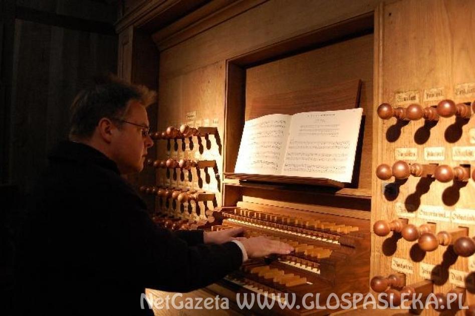 Kolejny koncert Pasłęckiego Festiwalu Organowego
