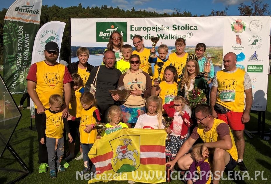 Mistrzostwa Polski i Europy w Nordic Walking