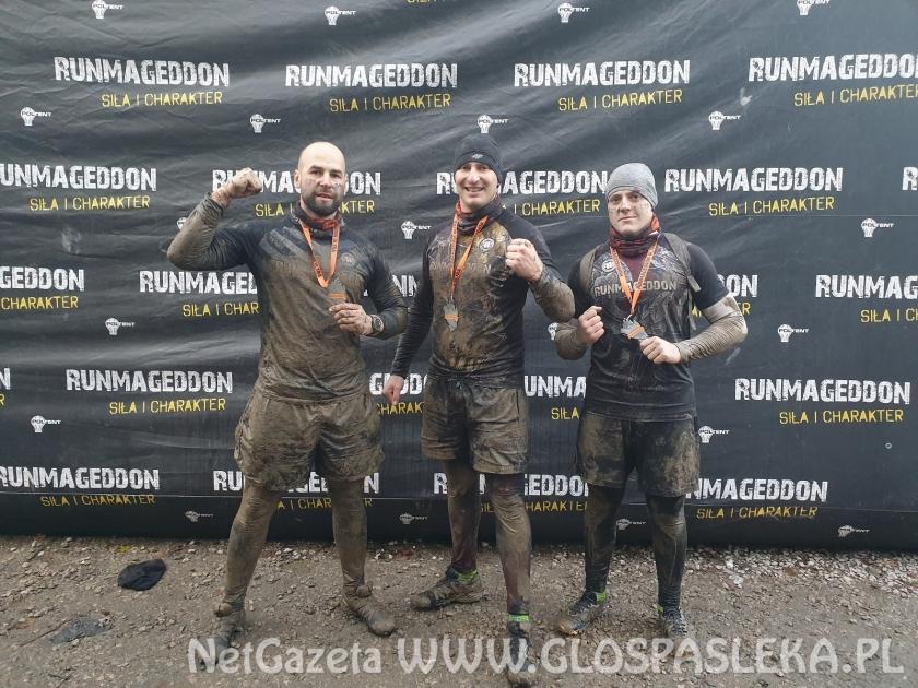 Pasłęczanie w zawodach Górski Runmageddon Ultra