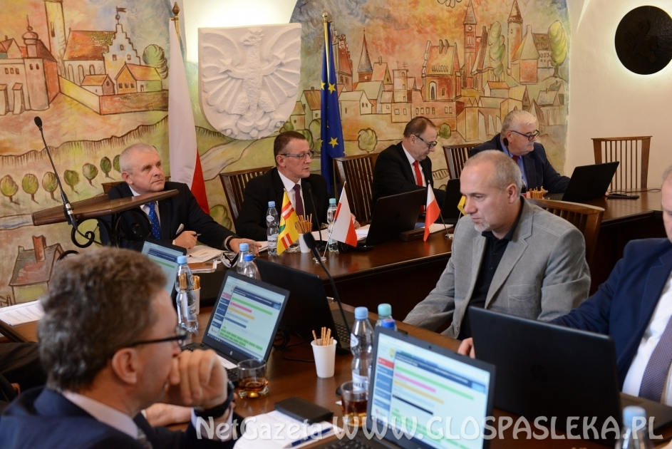 Październikowa sesja rady miejskiej