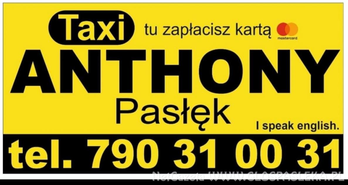 Taxi Anthony powraca