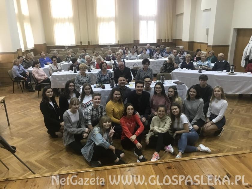 Święto Seniorów w Zespole Szkół w Pasłęku