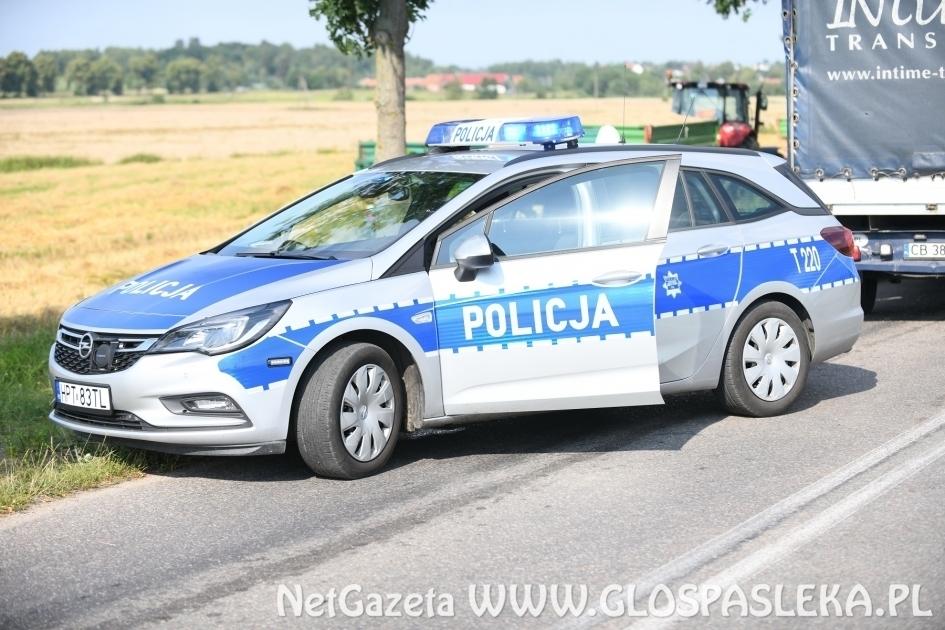 Policjanci ostrzegają przed brawurą