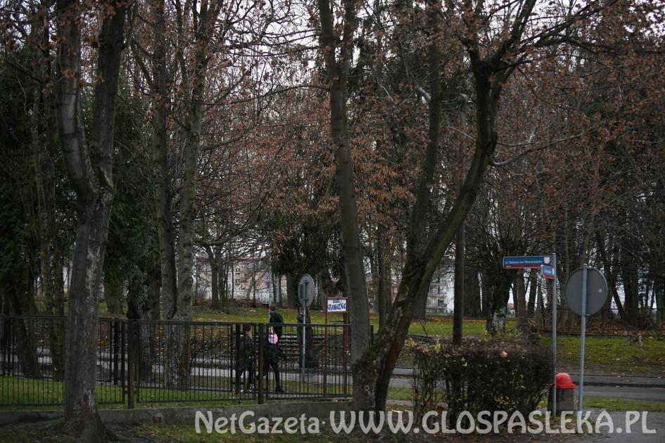 ŚGO Reksio Park – brak chętnych