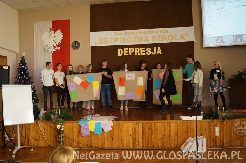 XIV Konferencja Bezpieczna Szkoła