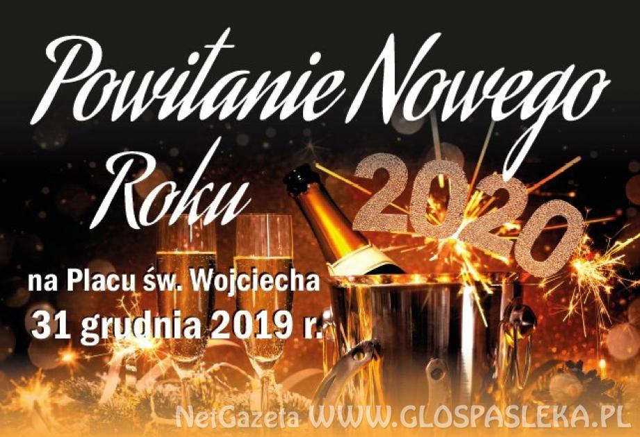 Nowy Rok na pl. św. Wojciecha