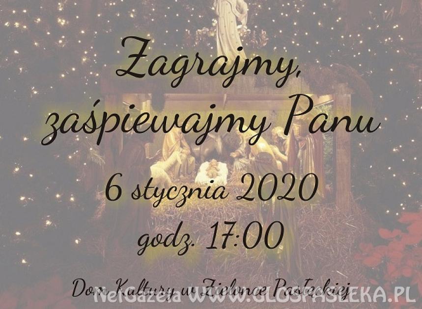 Koncert w Zielonce Pasłęckiej
