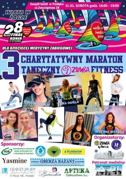 Maraton Taneczny WOŚP