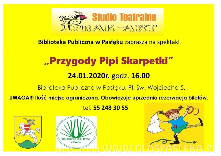 Przygody Pippi Skarpetki