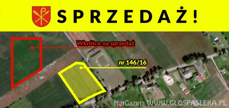 Przetarg na sprzedaż atrakcyjnych działek w Jelonkach, gmina Rychliki