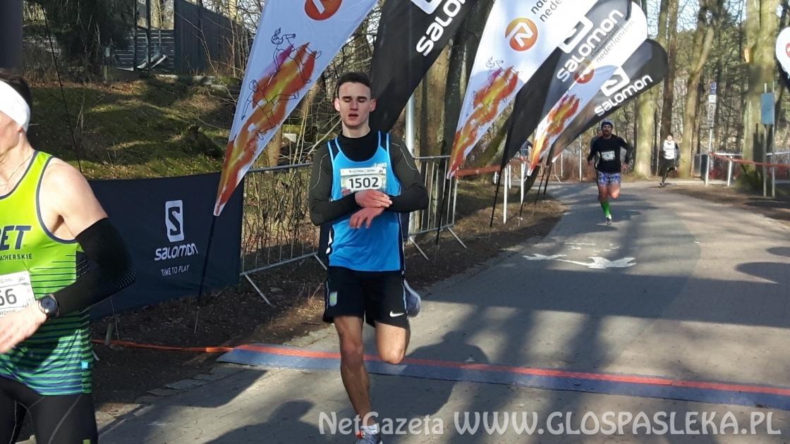 City Trail w Olsztynie z udziałem ZSEiT