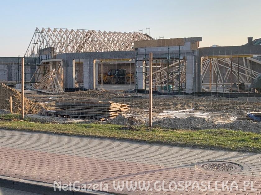 W lecie nowe sklepy przy ul. Spacerowej