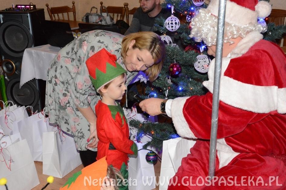 Mikołaj w Krośnie