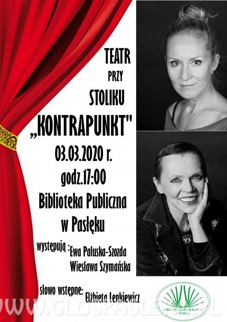 Kontrapunkt - zaproszenie do teatru