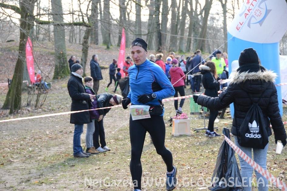 Pasłęczanie biegali w Elblągu