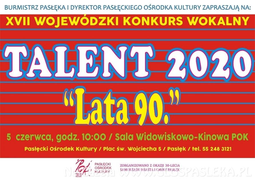Talent 2020