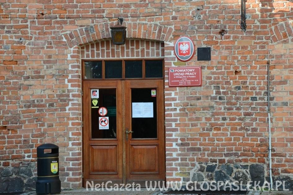 Ważny komunikat Powiatowego Urzędu Pracy Filia w Pasłęku