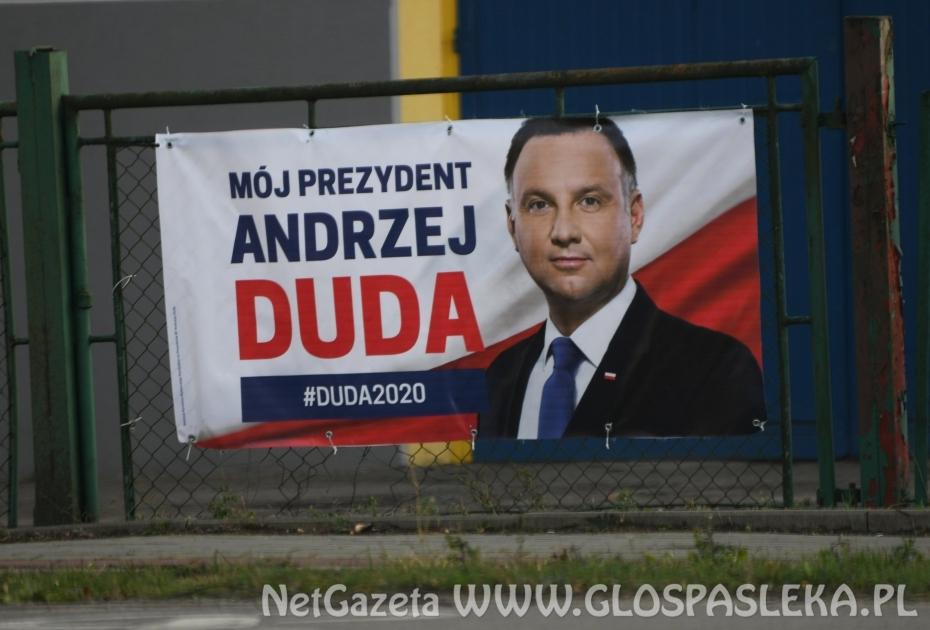 Przedwyborczy lans