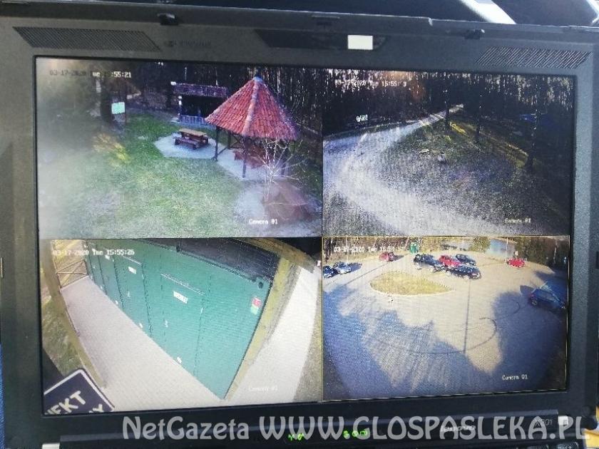 Uwaga - kolejna kamera