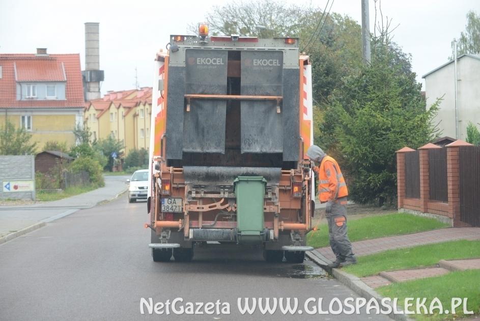 Zmiana harmonogramu odbioru odpadów wokresie wielkanocnym