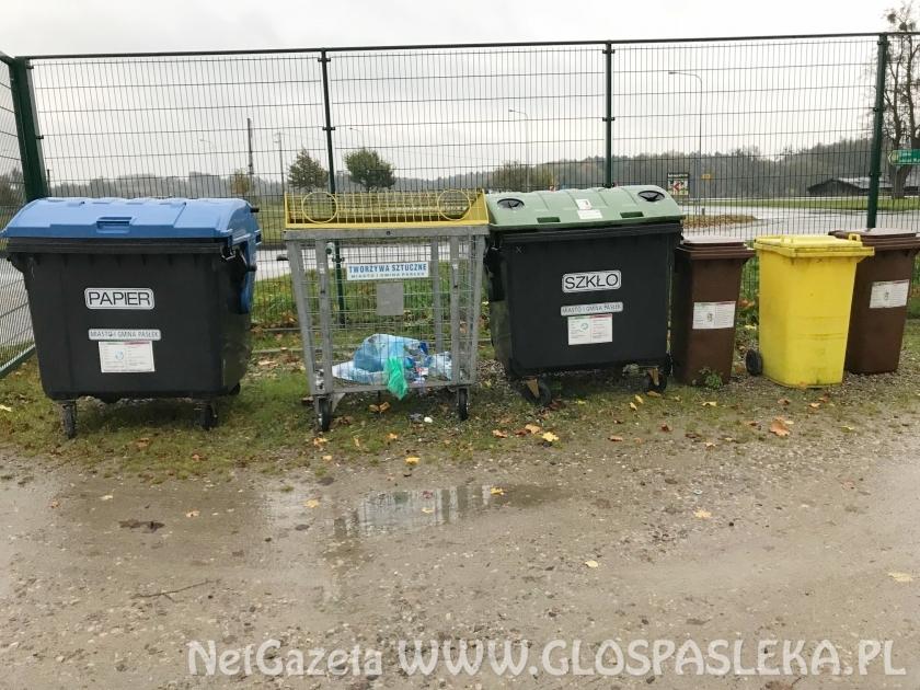 PUK odbierze śmieci