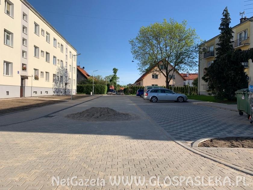 Finał remontu na ul. Gdańskiej