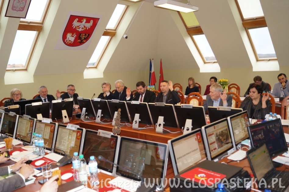 Zarząd Powiatu w Elblągu otrzymał absolutorium za rok 2019