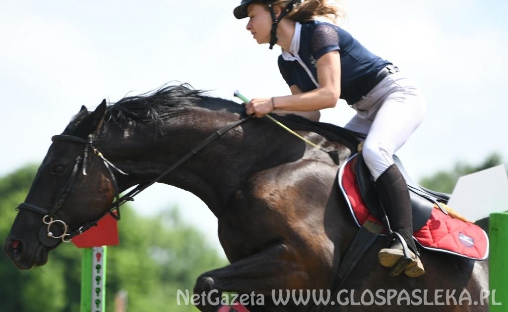 Młodzież jeździecka gościła w Pasłęku