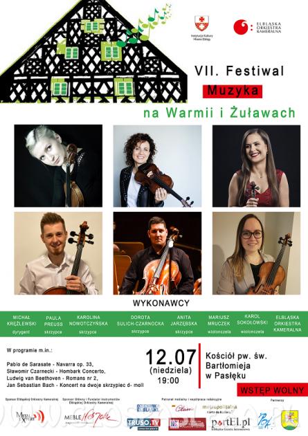 Festiwalowy lipiec nad Wąską