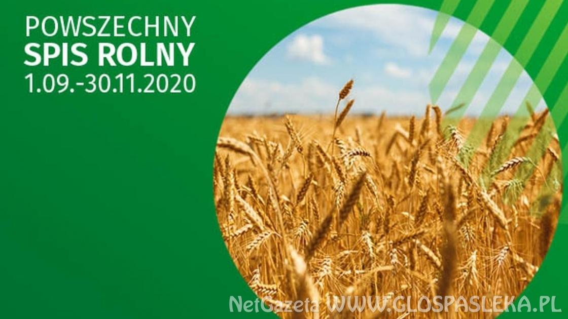 Spis rolny - nabór rachmistrzów