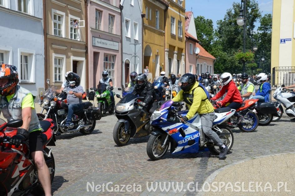 Motocykliści tęsknią za swobodą