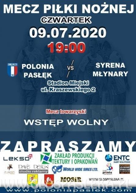 Polonia - Syrena Młynary