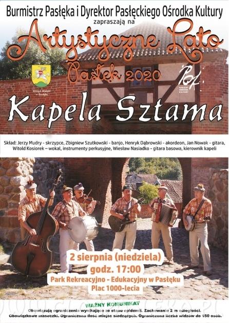 Artystyczne lato – Kapela Sztama