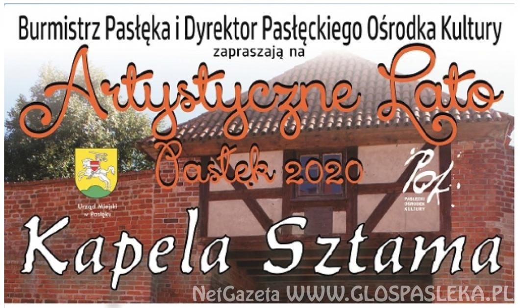Kapela Sztama na pl. 1000 – lecia