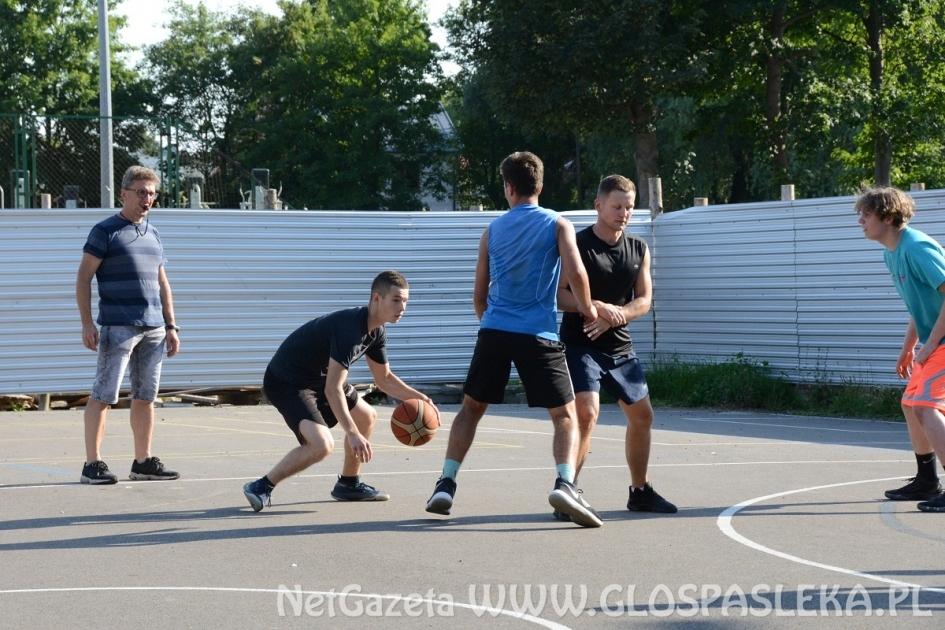 Koszykówka w upale