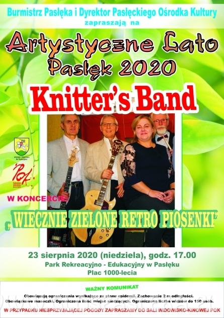 ARTYSTYCZNE LATO 2020 - KNITTER'S BAND