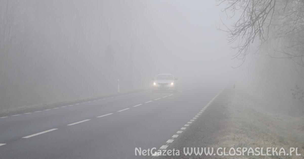 Uwaga mgła