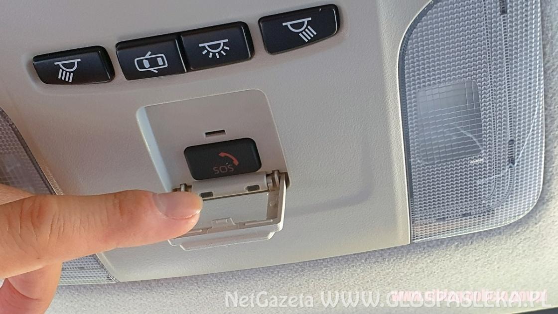 Fałszywe wezwania służb poprzez samochodowy system alarmowy