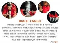 Białe Tango - spektakl teatralny